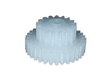 Ingranaggio gear in nylon per motoriduttore Kenta K9117601 50 rpm