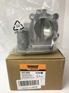 Dorman 977-025 Fuel Injection Throttle Body For Dodge Chrysler Jeep USA