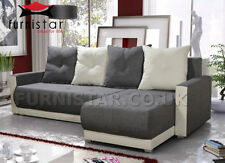 Modern Double Sofa Beds with Storage