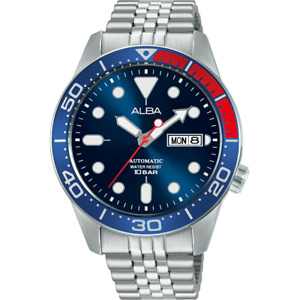 Alba Active Men's Automatic Watch with Blue Dial AL4191X1