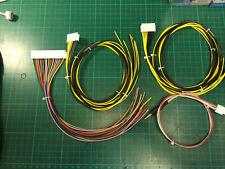 Cable Sega Model 2 To Solder Alim Borne Arcade Power Supply Harness