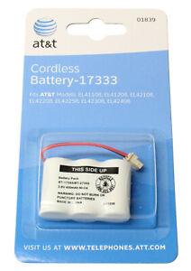 AT&T Battery-17333 for Cordless Phone EL41108 EL41208 EL42108 EL42208 EL42258