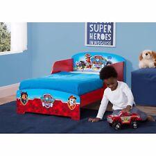 Delta Nick Jr. PAW Patrol Wood Toddler Kids Bed *BRAND NEW*