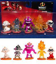 NEW Incredibles 2 JACK-JACK MULTIPACK 5-Pack Figures - FIRE Metal DEVIL - Jakks