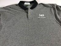 Major League Baseball Players Alumni Polo Shirt Mens 2XL Cotton Golf MLB Casual