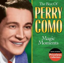 The Best of Perry Como: Magic Moments NEW CD