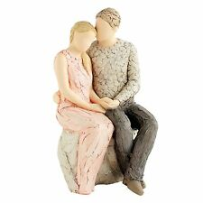 Arora Design More Than Words Always & Forever Figurine NEW in Gift Box 28051