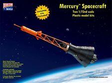 Horizon Models 1/72nd scale Mercury™ Spacecraft Plastic Model kit