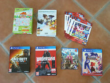 Boite Nintendo 3DS Overwatch Kirby Planet Robot Farcry Wolfenstein Call of Duty