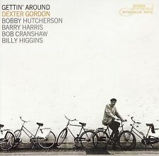 Gettin' Around [Bonus Tracks] [Remaster] by Dexter Gordon (CD, Feb-2006, Blue No