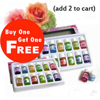 Essential oils set Pure Essential oil gift set 100% pure aromatherapy top 12 kit