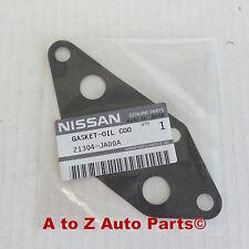 NEW 2007-2012 Nissan Sentra, Altima, Rogue Oil Cooler Gasket Seal, OEM