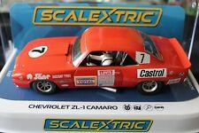 Scalextric C4172 Chevrolet Zl-1 Camaro Attc 1972 Bob Jane Aust. Ltd Edition.