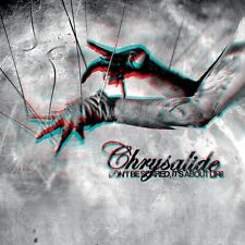 CHRYSALIDE Don't Be Scared, It's About Life CD 2012