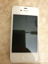 Apple iPhone 4 white unlocked