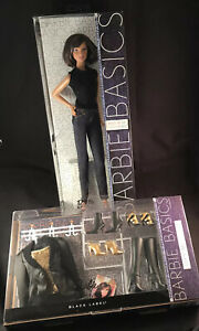 BARBIE BASICS MODEL NO O2 COLLECT 002 + BB LOOK NO O2 COLLECT 2.5~MINT & SEALED~