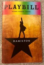 Hamilton pride playbill - Broadway - *Brand New!* - *Free shipping* *Free Gifts*