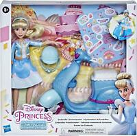 Disney Princess Comfy Squad Cinderella Sweet Scooter Playset
