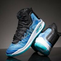 2019 New Mens Spring Fashion Athletics Lace Up High-top Basketball Sport Shoe SZ