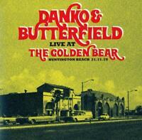 Danko & Butterfield - Live at Huntington Beach (2018)  2CD  NEW  SPEEDYPOST
