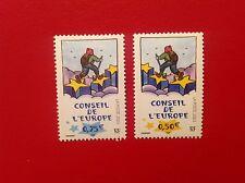 France Service  YT 126 et 127 **