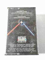 Return of the Jedi John WilliamsCharles Gerhardt RCA Red Seal Cassette Tape