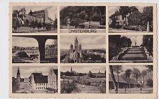O 333 - Insterburg, Mehrbild Schloß, Markt, Platz etc, 1942 gelaufen