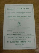 01/12/1973 Bognor Regis Town v Salisbury  . Condition: We aspire to inspect all