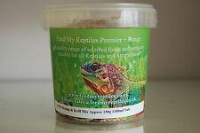 FMR Shrimp & Mix Di Krill adatto per rettili tartarughe Terrapin vasca 150g circa