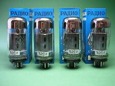 6P3S-E matched Quad NOS ( 5881 / 6L6 WGC ) -> Tube amp - Röhrenverstärker