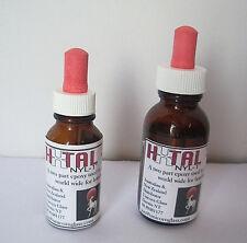 HXTAL NYL-1 Epoxy: World's best Glass and ceramic glue/ adhesive