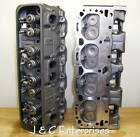 305 Chevy 187 Cylinder Heads 1987 - 1995 Center Bolt Valve Covers Tpi Tbi
