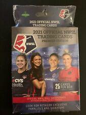 2021 Parkside NWSL Women's Soccer Base Cards *FOIL Singles*- YOU PICK $1.25 EACH