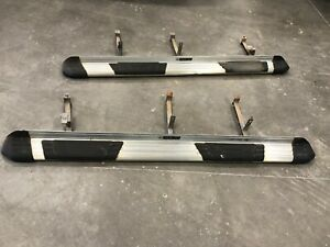 2012 Ford Territory Side Steps