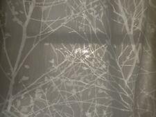 JACK LENOR LARSEN DESIGN TISSUS / FABRIC WINTERTREE  ANNEE 1968 WHITE