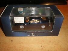 IXO 1/43 #MOC028 Maserati 3200 GT Coupe  blue metallic       MIB
