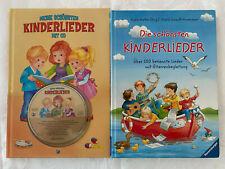 Die Schönsten Kinderlieder mit CD / Die schönsten Kinderlieder