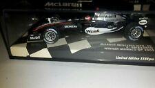 1/43 Kimi Raikkonen WEST Mclaren Mercedes Monaco GP 2005 Minichamps