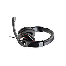 Gamer Profi Pc Headset Kopfhörer Computer Game Gaming Design Ultra Hörer WOW
