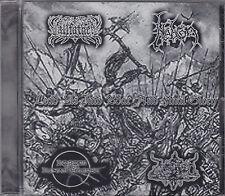 ALLFATHER / NEBRON / HORDES OF THE LUNAR ECLIPSE / GNOSTIC - split CD