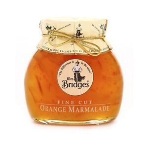 Mrs Bridges Luxury Scottish Marmalade Selections - Jute Hamper Gift Bag options