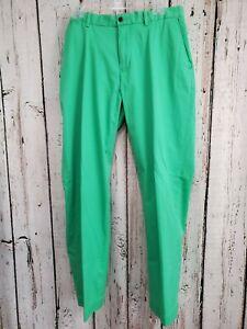 CS Men's Size 32x30 Polo Golf Ralph Lauren Cotton Twill Khaki Chino Pants Slacks