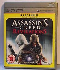 Playstation 3 Assassins Creed Revelations-Platinum Playstation Network PS3