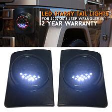 Firebug Jeep Wrangler Tail Lights, Jeep Wrangler Rear Tail Lights JK JKU
