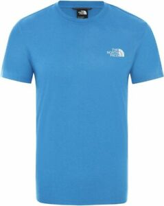 THE NORTH FACE Reaxion Red Box T94CDWW1H Running Training T-Shirt Mens All Sizes