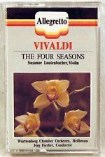 ALLEGRETTO 1990 Vivaldi LAUTENBACHER 4 Seasons FAERBER ACS-8002