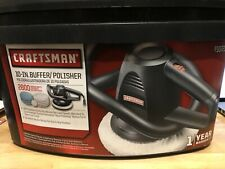 Craftsman 1.1 Amp 10 Inch Random Orbit Buffer/Polisher