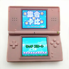 Pure Pink Refurbished Nintendo DS Lite Game Console NDSL Video Game System