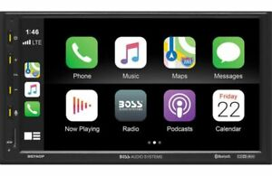 BOSS Audio BE7ACP 2 DIN Car Audio System - Black