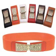 Cinturones de mujer sin marca color principal oro